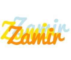 Zamir energy logo