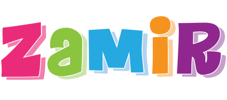 Zamir friday logo