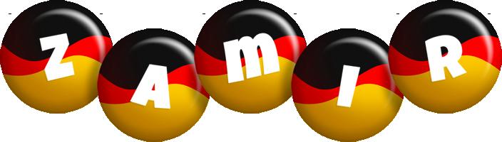 Zamir german logo