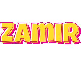 Zamir kaboom logo