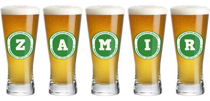 Zamir lager logo