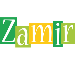 Zamir lemonade logo