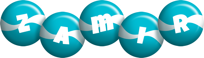 Zamir messi logo