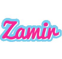 Zamir popstar logo