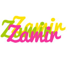 Zamir sweets logo