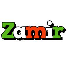 Zamir venezia logo