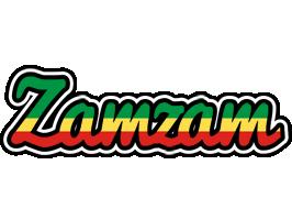 Zamzam african logo