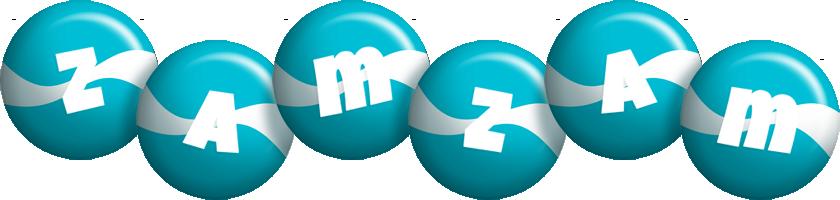 Zamzam messi logo