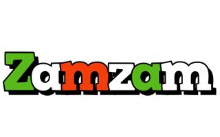 Zamzam venezia logo