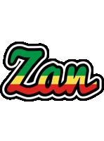 Zan african logo
