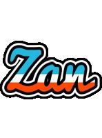 Zan america logo