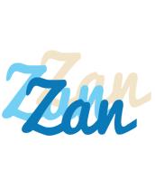 Zan breeze logo