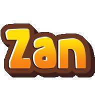 Zan cookies logo