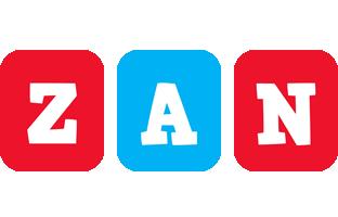 Zan diesel logo