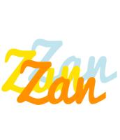 Zan energy logo