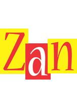 Zan errors logo