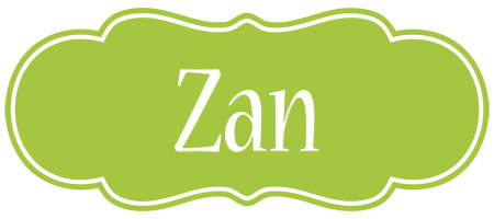 Zan family logo