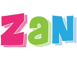 Zan friday logo