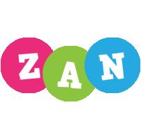 Zan friends logo