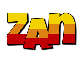 Zan jungle logo