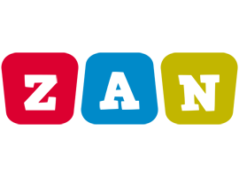 Zan kiddo logo