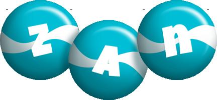 Zan messi logo