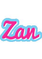 Zan popstar logo