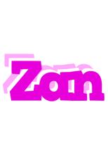 Zan rumba logo