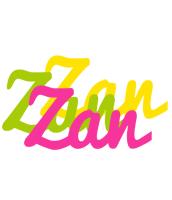 Zan sweets logo