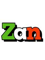Zan venezia logo