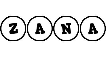 Zana handy logo