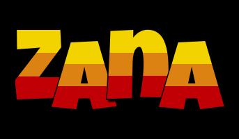 Zana jungle logo
