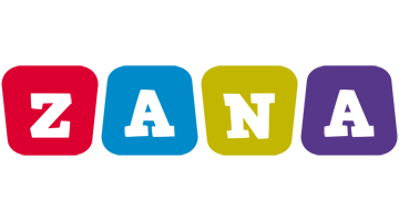 Zana kiddo logo