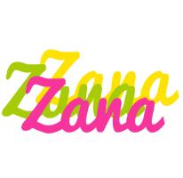 Zana sweets logo