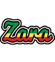 Zara african logo