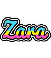 Zara circus logo