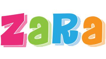 Zara friday logo