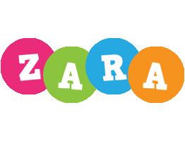 Zara friends logo