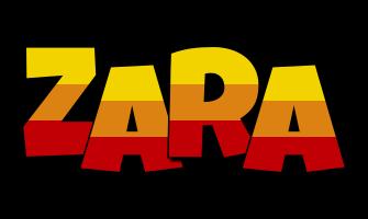 Zara jungle logo