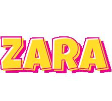 Zara kaboom logo