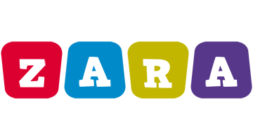 Zara kiddo logo