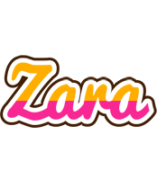 Zara smoothie logo