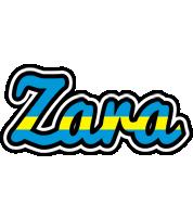 Zara sweden logo