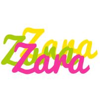 Zara sweets logo