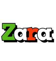 Zara venezia logo