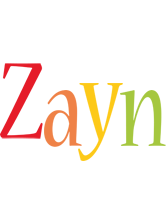Zayn birthday logo