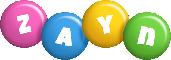 Zayn candy logo