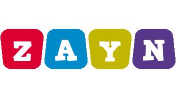 Zayn daycare logo