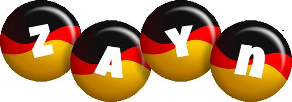 Zayn german logo