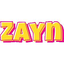 Zayn kaboom logo